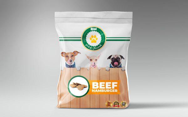 Beef Hamburger BM Petfood